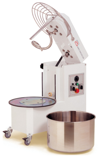 Picture of Spiral mixer, model IM, with removable bowl 18Kg