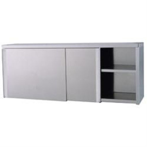 Picture of Stainless Steel Cupboard