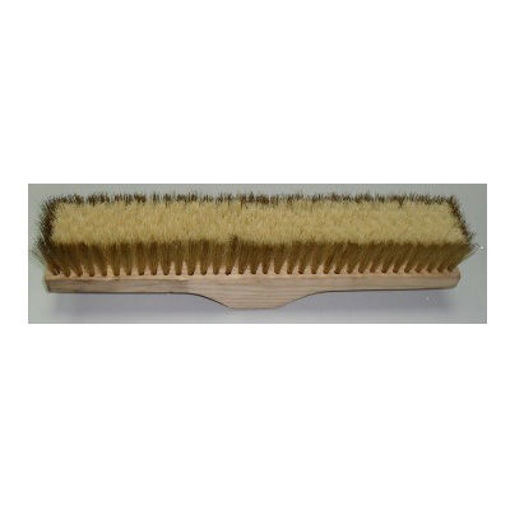 Picture of Brush 400x60x40 mm constructed in brass and fiber