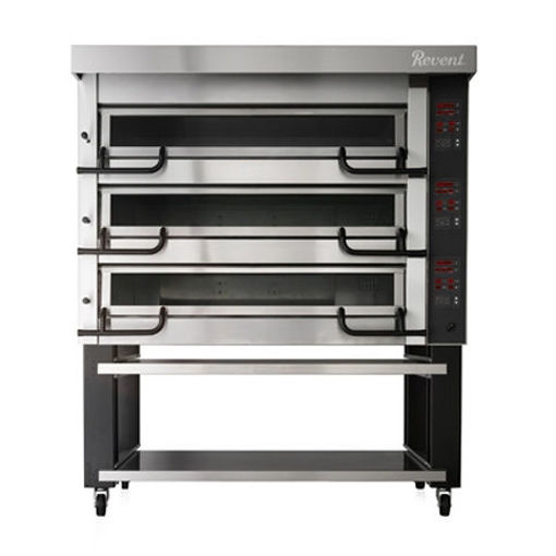Picture of Eletric chamber ovens