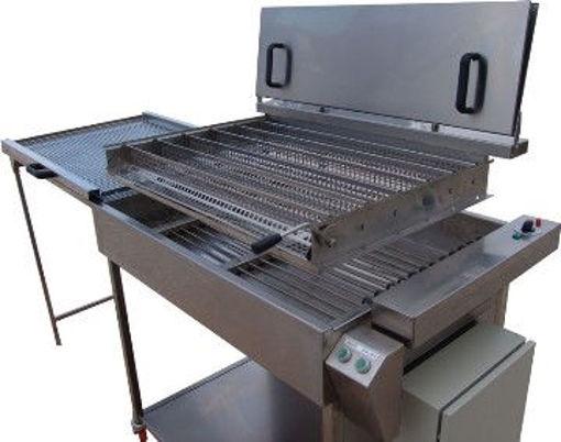 Imagem de Fritadeira de bolas - Com Sistema de viragem