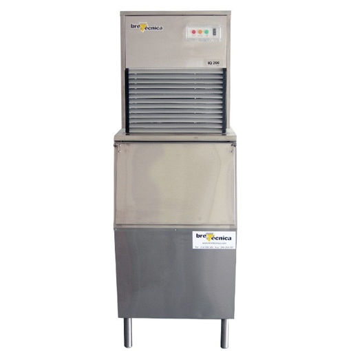 Picture of Granulated ice machine - IQ200 + Silo S150