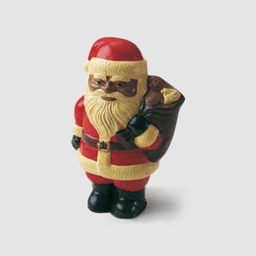 Picture of Plastic mould 3D Santa Claus MAC260