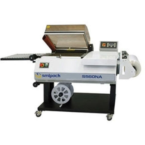 """Picture of Automatic retractable machine in """"L"""" format - S560NA"""